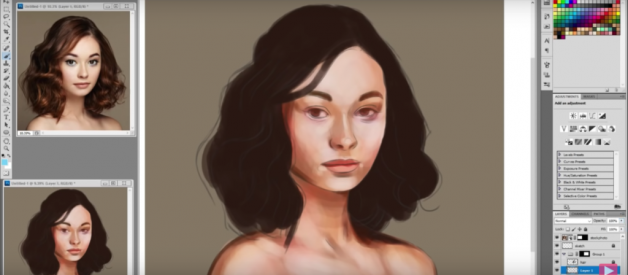 10 Best Digital Painting Tutorials to Help You Paint Like a Master