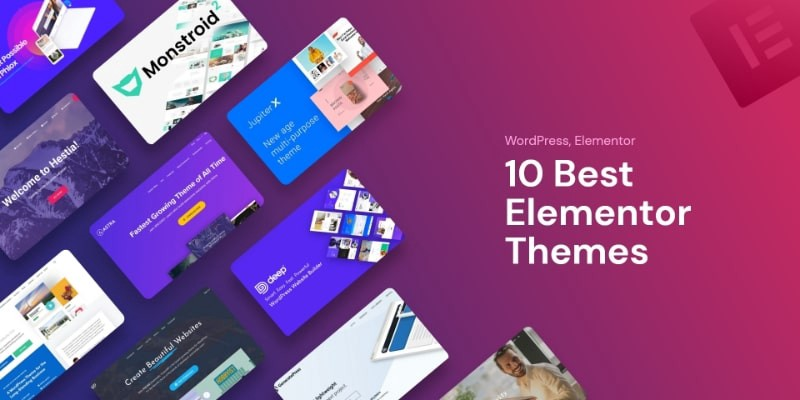 10 Best Elementor Themes For WordPress 2020