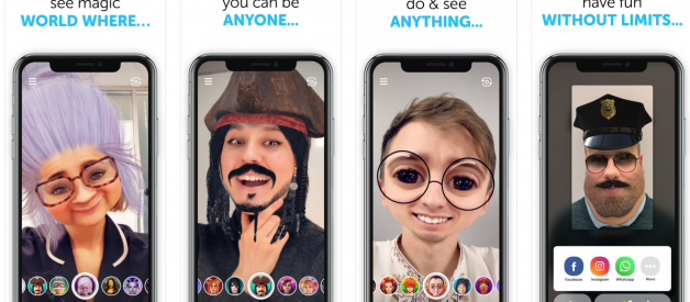 10 Best Face Filter Apps Like Snapchat To Spark Your Creativity