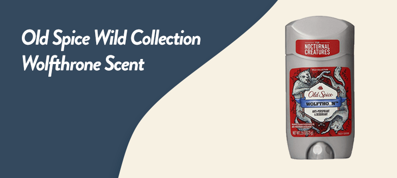 old spice wolfthorn, old spice wild collection