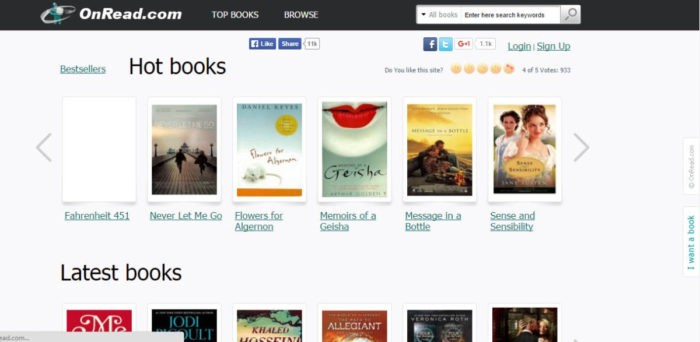 read books online for free