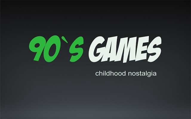 play 90s games online free
