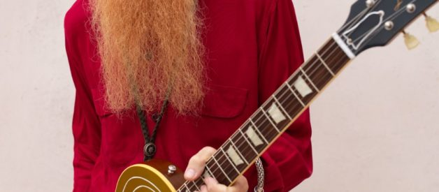#14. I met Billy Gibbons of ZZ Top (New Orleans, 2002 & Biloxi, Miss., 2007)