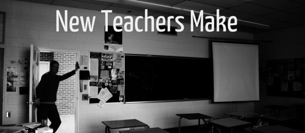 15 Mistakes I Made My First Year Teaching (and what I learned making them)