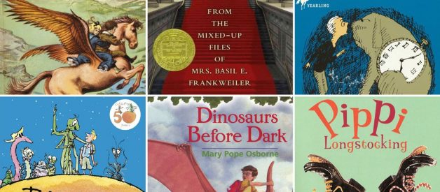 20 Chapter Books to Read Aloud With Your Kids