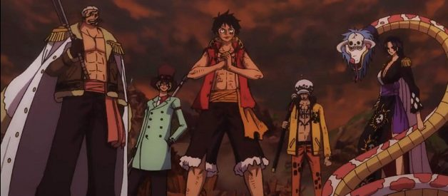 2020).Watch one piece stampede Full M o v i e Online 1080p
