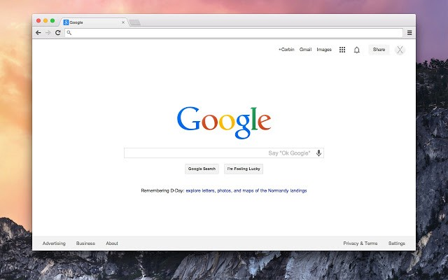 Best Web Browsing Apps for Mac in 2020. Google Chrome.