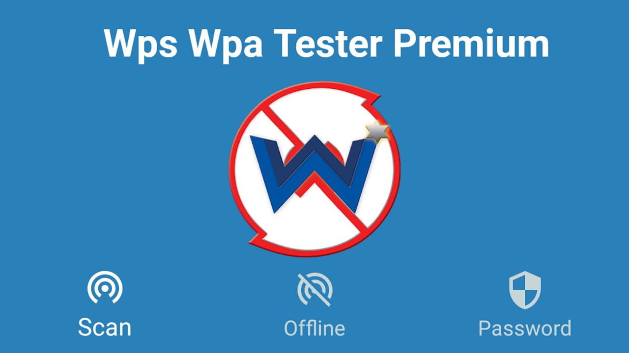 wps wpa tester android