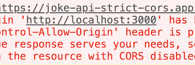 3 Ways to Fix the CORS Error — and How the Access-Control-Allow-Origin Header Works