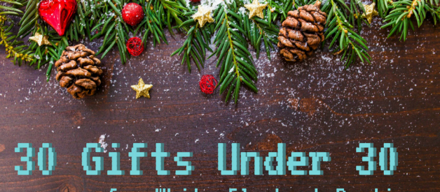 30 Gifts under $30 for White Elephant Parties