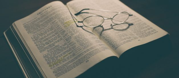 31 Lessons from the Book of Proverbs