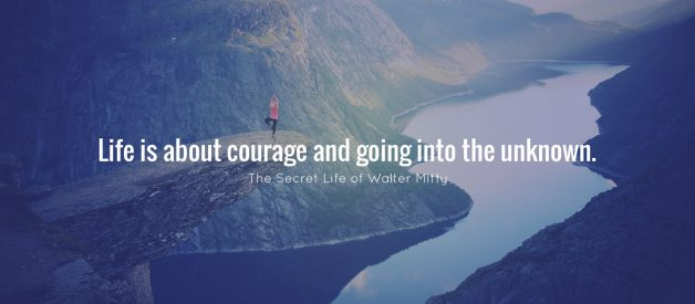4 Inspirational Quotes From 'The Secret Life of Walter Mitty'