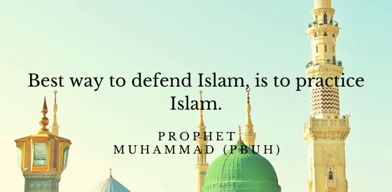 45 Quotes Of Our Beloved Prophet Muhammad (PBUH) About the Discipline of Life