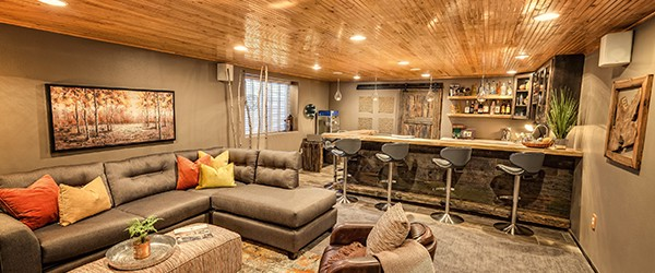 5 Best Tips to Remodel Your Basement with Low Ceiling
