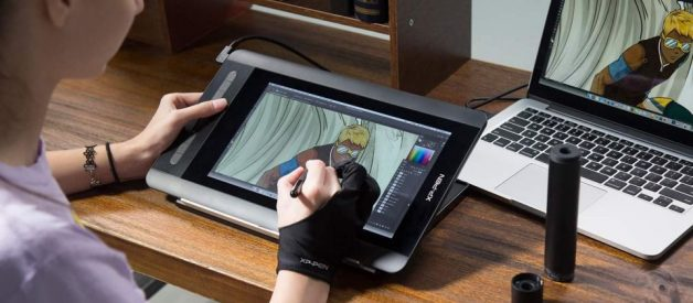 5 Cheap Drawing Tablets with Screens Under $200