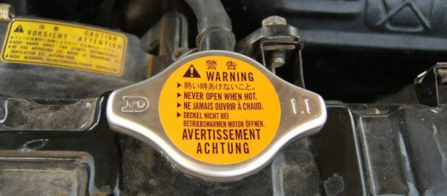 5 Common Signs of a Faulty Radiator Cap