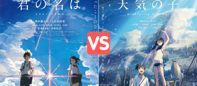 5 Reasons Why 'Your Name' is Better Than 'Weathering With You'