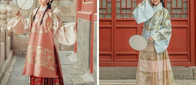 5 types of traditional Chinese clothing