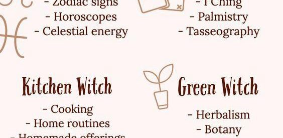 5 Types Of Witches, Which Kind Of Witch Are You?