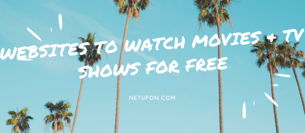 5 Websites To Watch Movies Online For Free (Legal)!