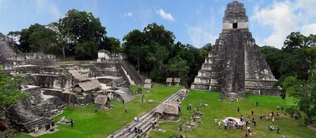 6 Ancient Mayan Ruins You Must Visit