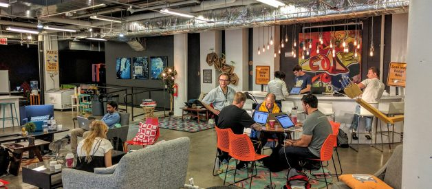 6 Free Spots to Work in NYC