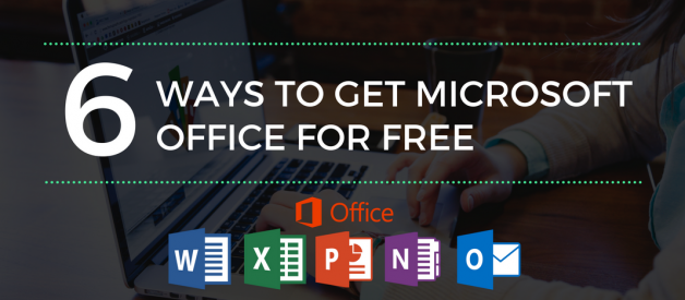 6 Legitimate Ways to Get Microsoft Office for FREE!