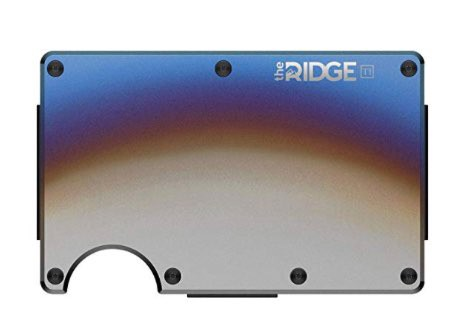 Ridge titanium. Ridge wallet alternatives