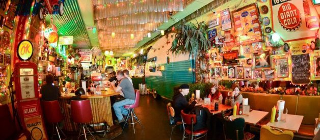 9 Weirdest Restaurants in New York City