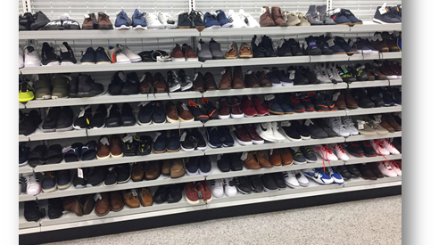 A Beginner's Guide to Flipping Shoes from Ross & Marshall's