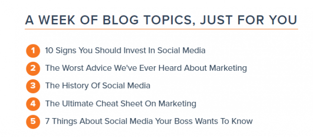 A Blog Post A Day: 7 Blog Post Ideas You Can Use This Week