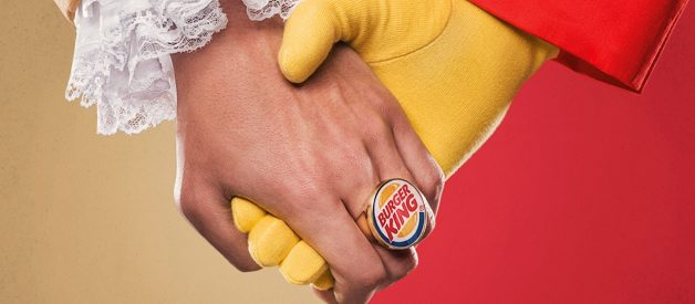 A Day Without A Whopper: McDonalds and Burger King Come Together for a Good Cause
