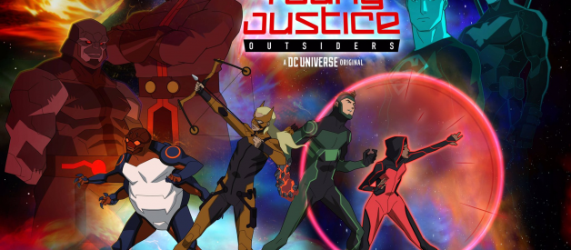 A Decade's Wait For Disappointment: Young Justice: Outsiders [Season 3]