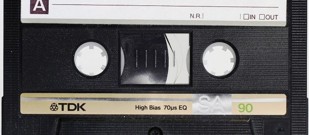A History of Cassette Tapes — Is that a Fossil?