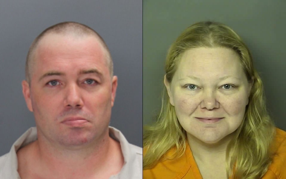Sidney and Tammy Moorer arrested for the 2013 disappearance of Heather Elvis.