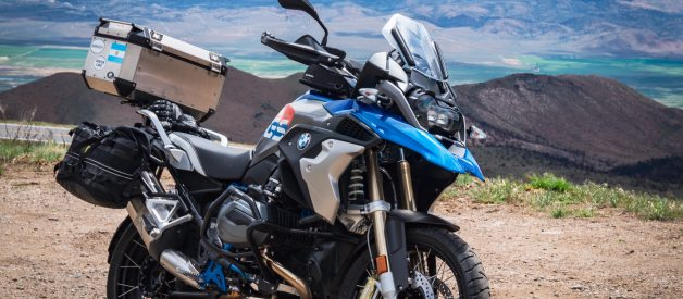An honest motorcycle review: The 2018 BMW R1200GS (lowered rallye spec)