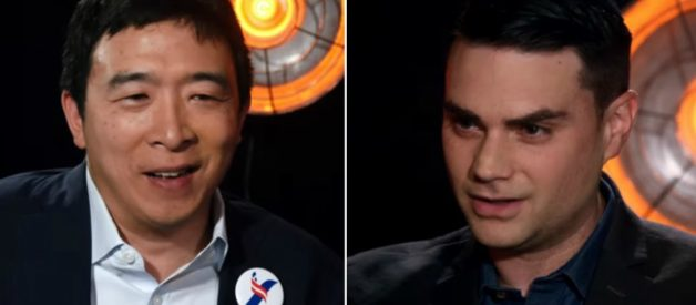 Andrew Yang & Ben Shapiro Discussion Review: an Analysis of Universal Basic Income