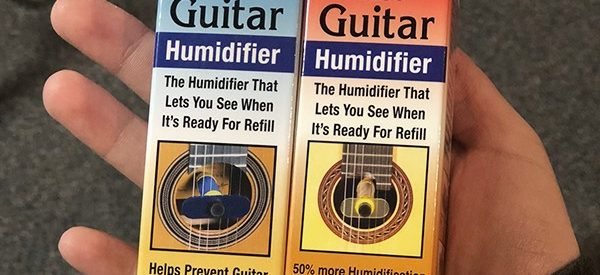 Are you Destroying your Guitar? A Guitar Humidifier Guide