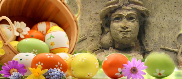 Bad History: For the Love of God, Easter does not come from Ishtar