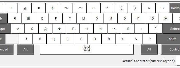 Battle around Russian Phonetic Keyboard in Windows 10