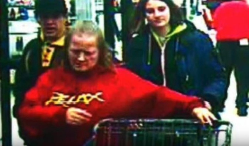 A man, along with two other individuals were seen on surveillance video using Deanne?s credit cards in Spokane.