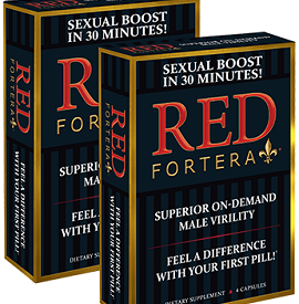 """*BEFORE BUYING*Red Fortera""""SIDE EFFECTS"""""""