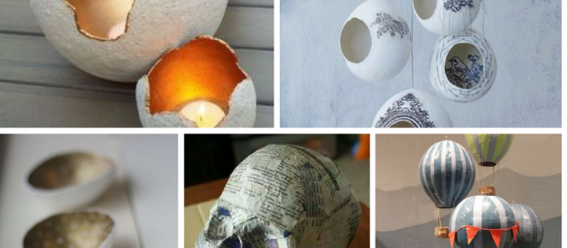 Beginner's Guide to Paper Mache