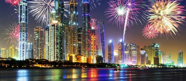 Best 15 Places to watch fireworks in Dubai New Year's Eve 2020