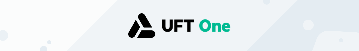 UFT One logo