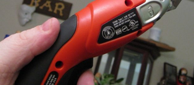 Best Cordless & Corded Electric Scissors