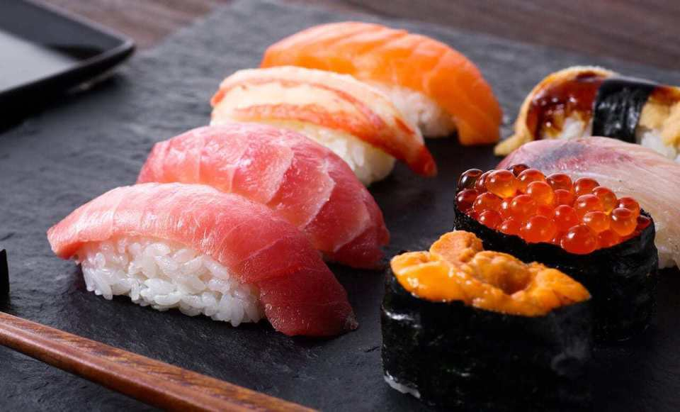 Best Sushi for Beginners