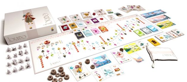 Boardgame Bushido: 13 Games With A Japanese Theme
