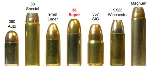 Brief History of the .38 Super Auto