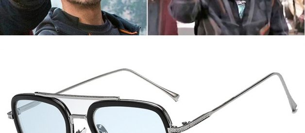 Buy Tony Stark Sunglasses (Iron Man)-Edith glasses-Marvel